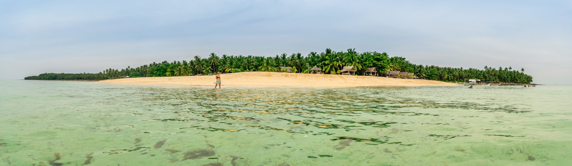 Dako island Siargao