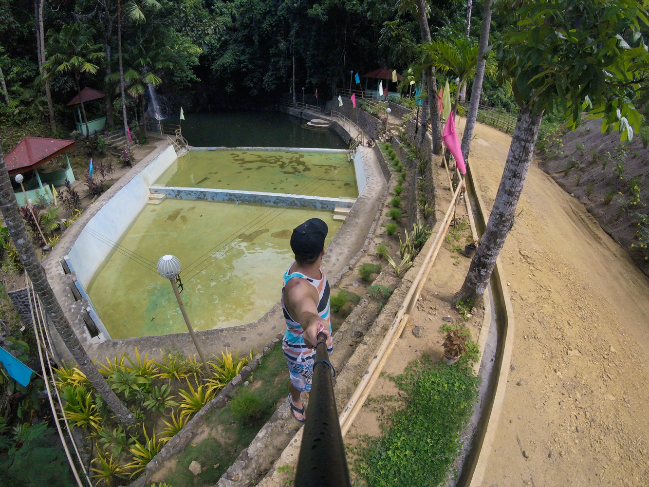 Waterfalls Tak Tak Siargao
