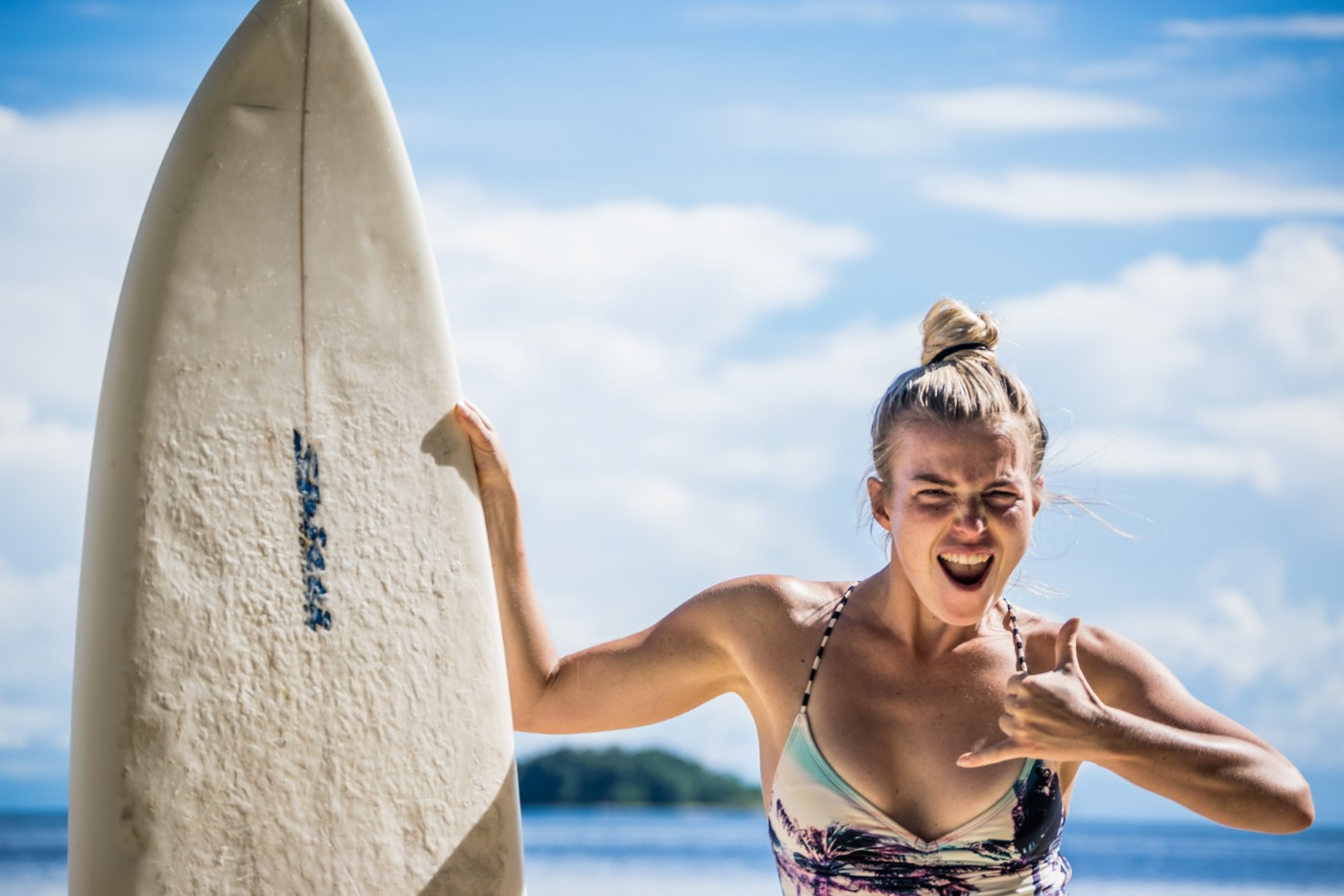 Jóga a Surf kemp na Filipínach